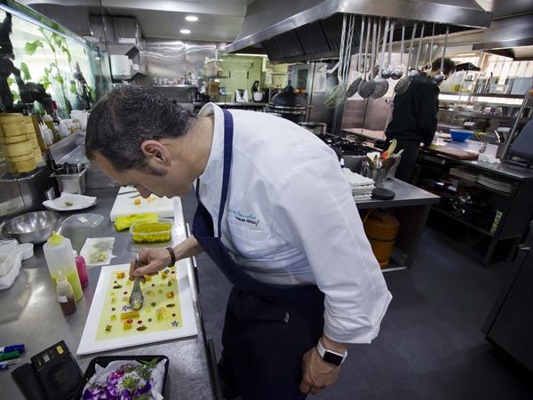 Asesoramiento gastronómico y de gestión de Manuel Alonso
