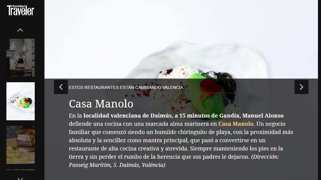 ESTOS RESTAURANTES ESTÁN CAMBIANDO VALENCIA. traveler.es