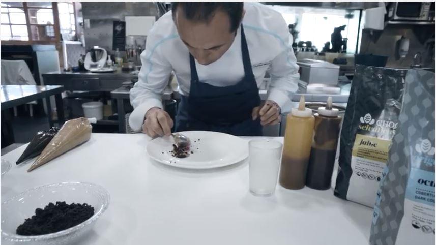 chocovic manuel alonso chef estrella michelín