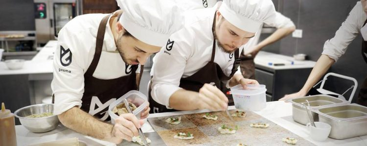 Máster en Gastronomía y Management Culinario de Gasma